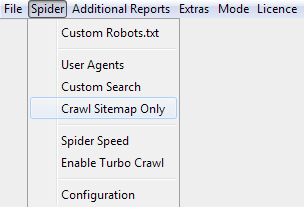 how to crawl and download sitemap in minutes