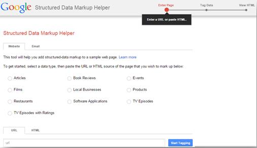 google tool for schema