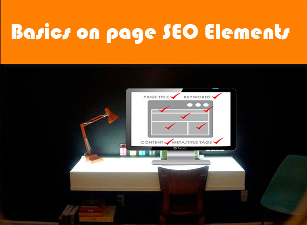 onpage seo elements