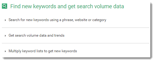 Adwords-find-a-keyword