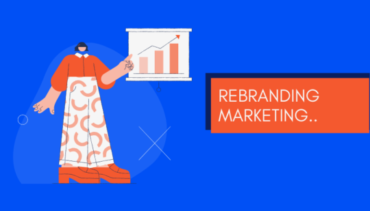 Rebranding Marketing Agency